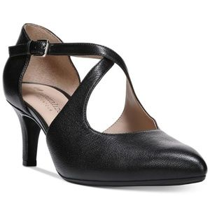 "Naturalizer® ""Okira"" Pumps BLACK NEW WITH TAG"